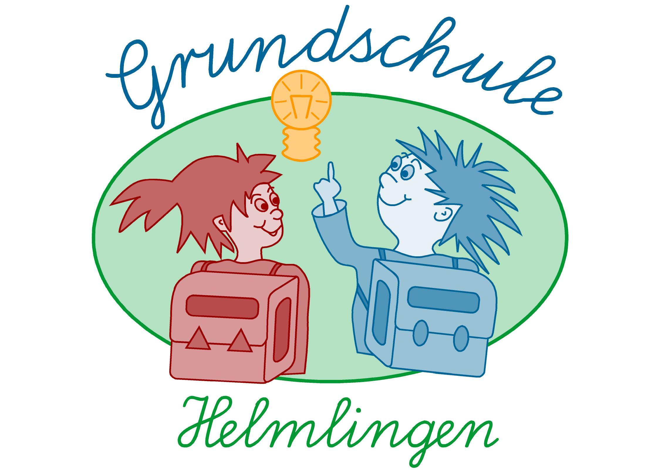 Grundschule Helmlingen Logo